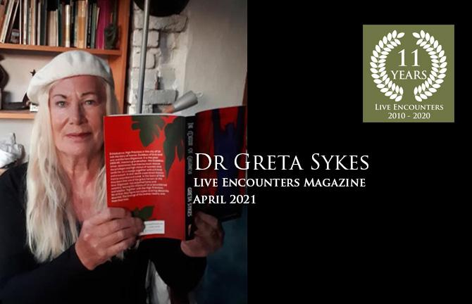 Profile Sykes LEMag April 2021