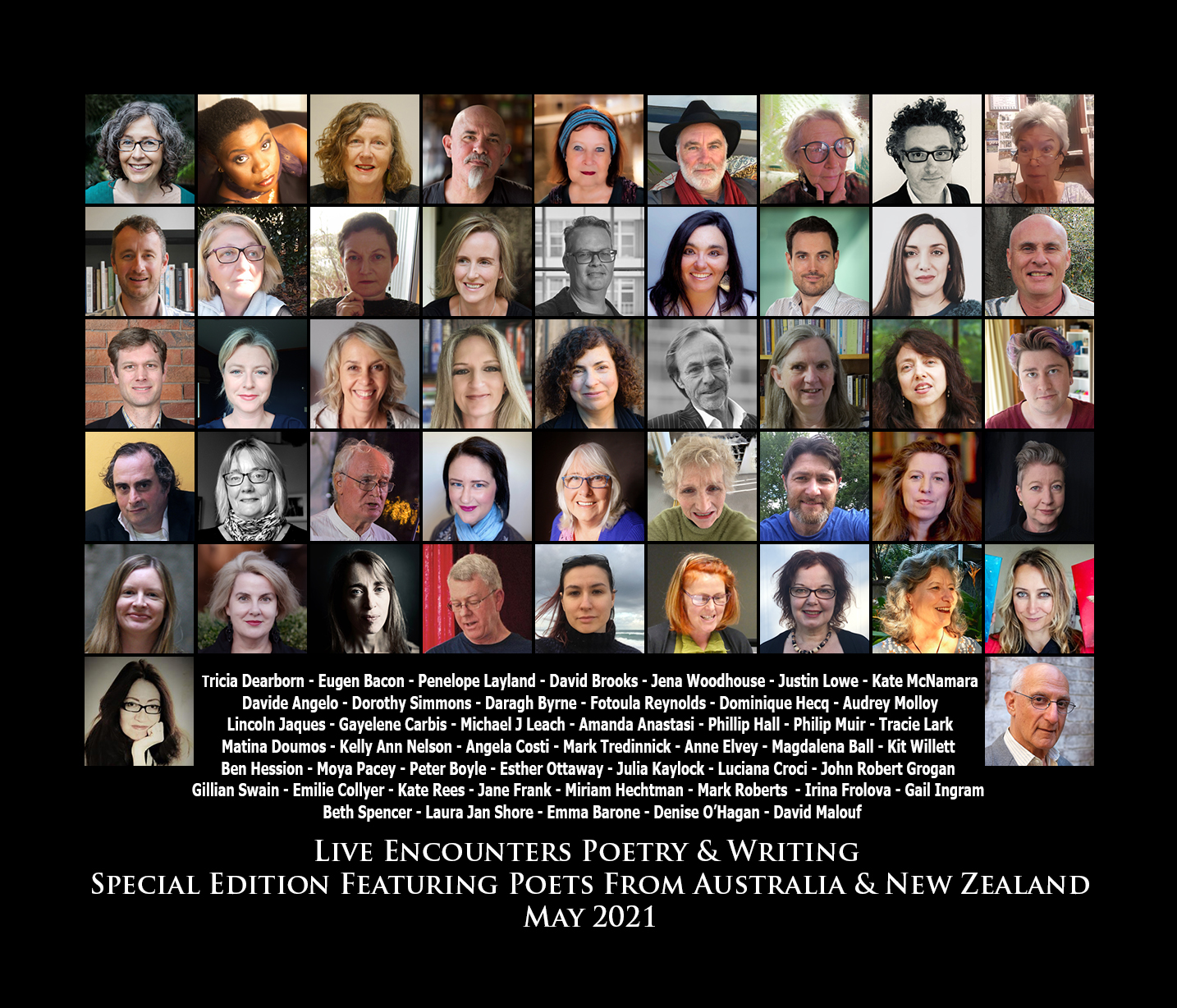 LE P&W OZ-NZ May 2021 banner