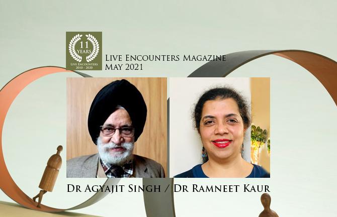 profile agyajit kaur Lemag May 2021