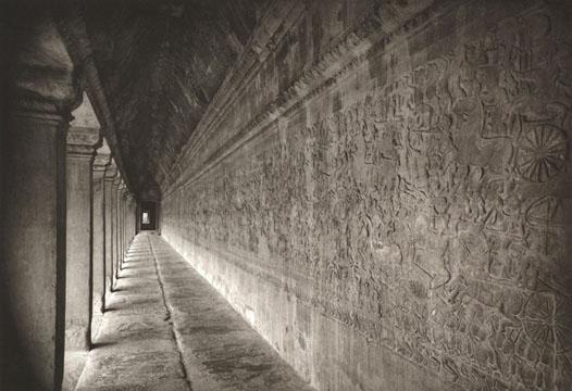 Angkor Wat, Cambodia. Photograph © Kenro Izu