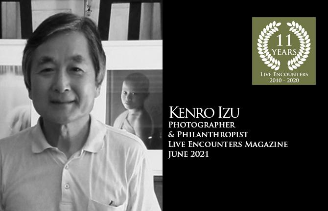 Profile Izu LEMag June 2021