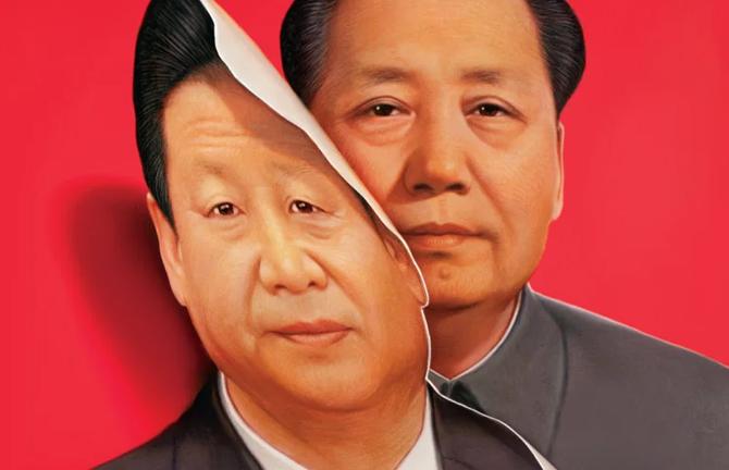 Photo Credit - Time Magazine - Xi Jinping.