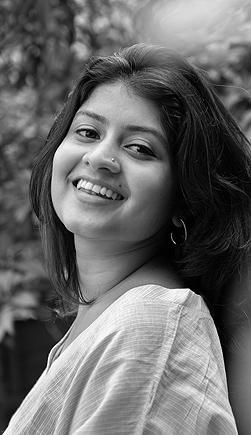 Mohini Gupta bw