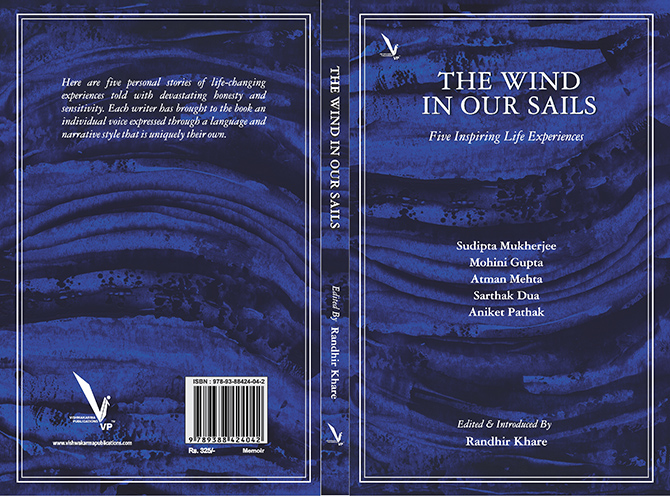 The wind in our sails edited by Randhir Khare. Published by Vishwakarma Publications.